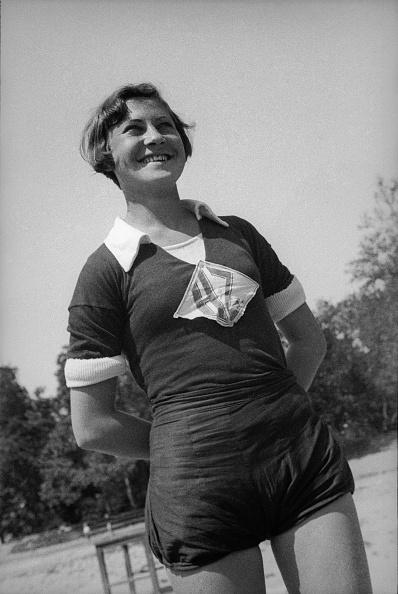 Max Penson「Sportwoman」:写真・画像(8)[壁紙.com]