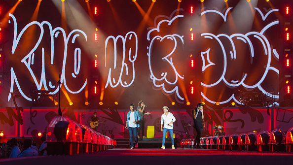 Hayward Field「One Direction Performs At CenturyLink Field」:写真・画像(11)[壁紙.com]