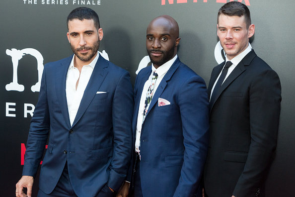 """J R Smith「Netflix's """"Sense8"""" Series Finale Fan Screening」:写真・画像(8)[壁紙.com]"""