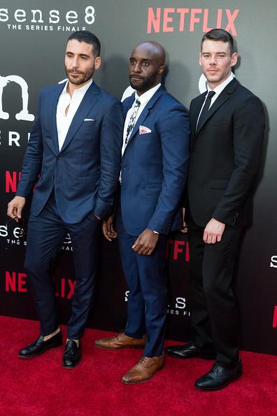 """J R Smith「Netflix's """"Sense8"""" Series Finale Fan Screening」:写真・画像(10)[壁紙.com]"""