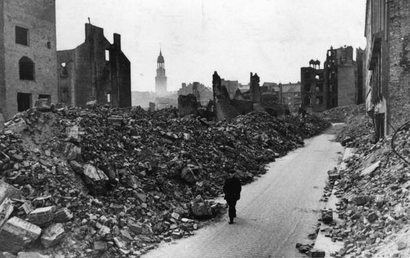 Hamburg - Germany「Hamburg Destroyed」:写真・画像(0)[壁紙.com]