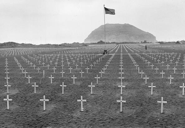 Pacific War「Marine Cemetery」:写真・画像(19)[壁紙.com]