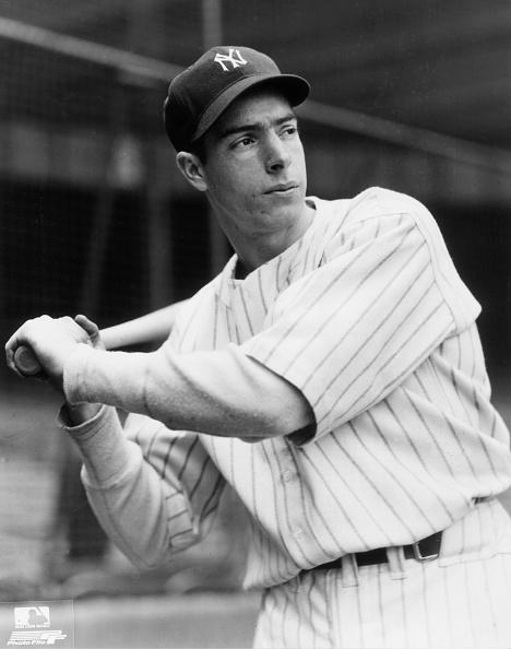 Baseball - Sport「Slugger Joe DiMaggio」:写真・画像(14)[壁紙.com]