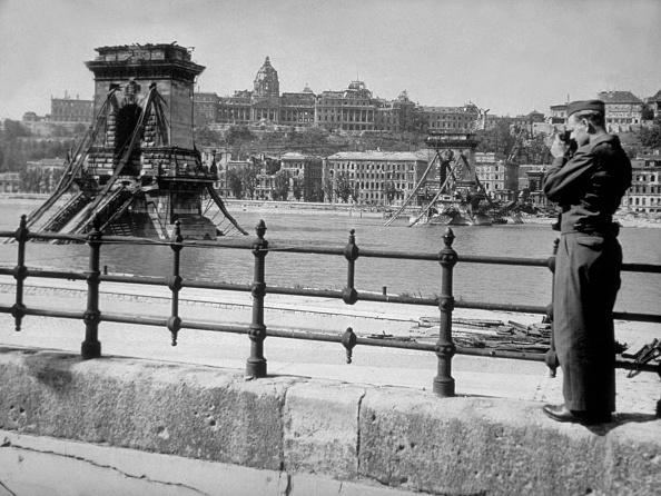 Bridge - Built Structure「Budapest」:写真・画像(1)[壁紙.com]