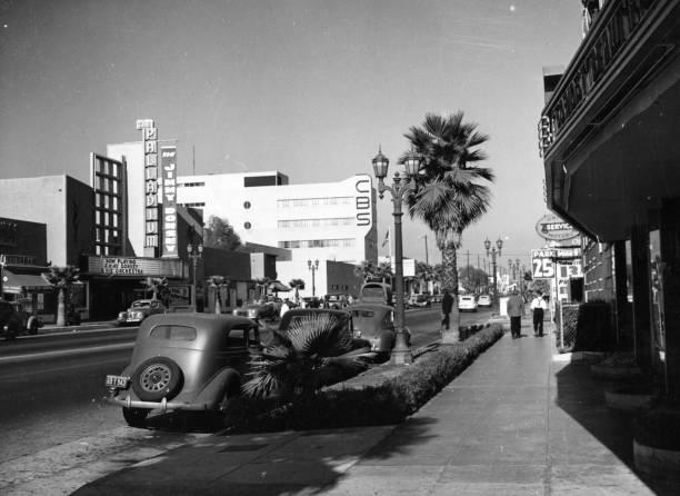 Sunset Boulevard:ニュース(壁紙.com)