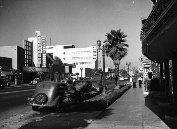 Hollywood - California「Sunset Boulevard」:写真・画像(2)[壁紙.com]