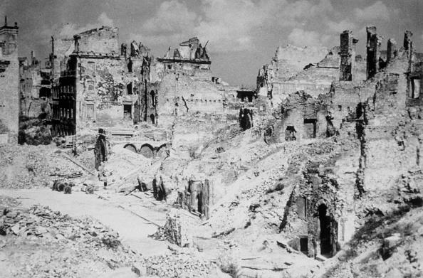 No People「Warsaw In Ruins」:写真・画像(13)[壁紙.com]