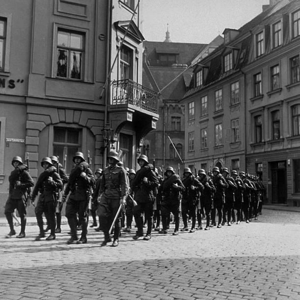 Latvian Infantry:ニュース(壁紙.com)