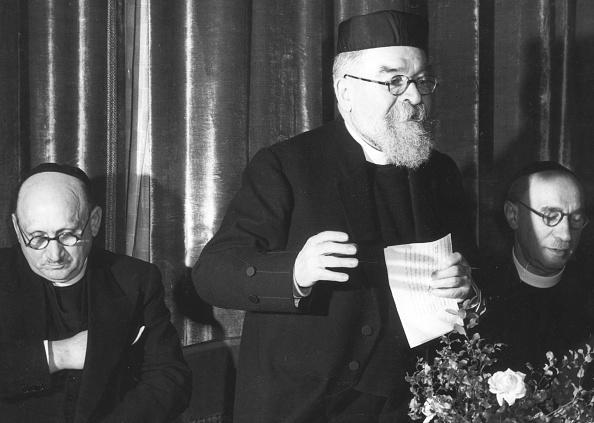 Erich Auerbach「Chief Rabbi」:写真・画像(6)[壁紙.com]