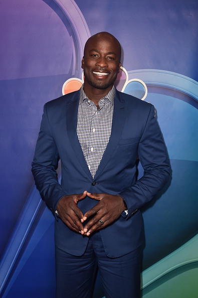 Three Quarter Length「2019 TCA NBC Press Tour Carpet」:写真・画像(9)[壁紙.com]