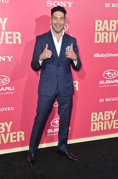 "Men「Premiere Of Sony Pictures' ""Baby Driver"" - Arrivals」:写真・画像(16)[壁紙.com]"