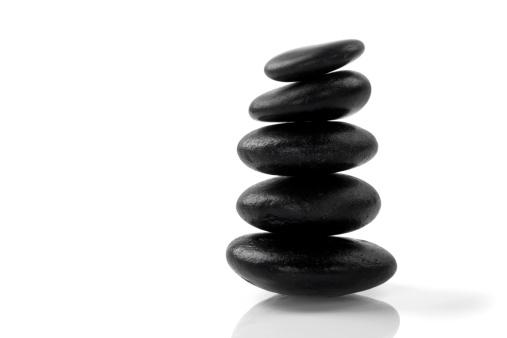 Rock - Object「Stacked massage stones」:スマホ壁紙(18)