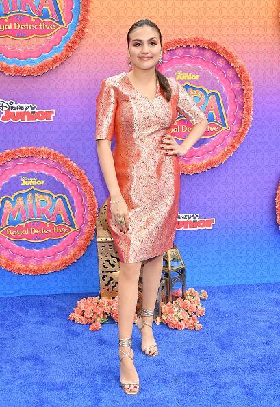 "Amy Sussman「Premiere Of Disney Junior's ""Mira, Royal Detective"" - Arrivals」:写真・画像(11)[壁紙.com]"