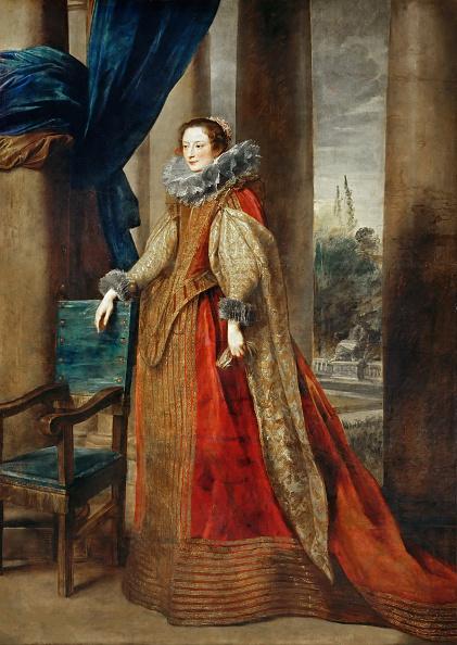Oil Painting「Noble Genoese Marquise Geronima Spinola-Doria」:写真・画像(11)[壁紙.com]