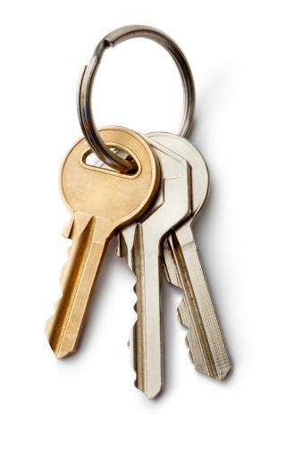 Vertical「Objects: Keys」:スマホ壁紙(9)