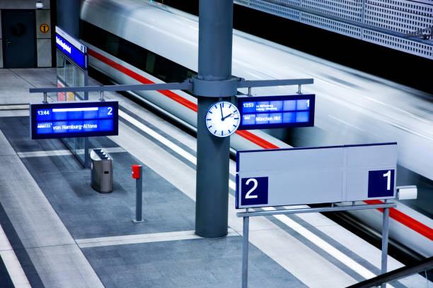 Modern Railwaystation:スマホ壁紙(壁紙.com)