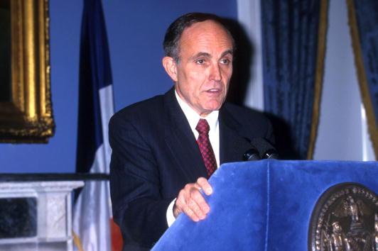 Mayor「NYC Mayor Rudolph Guliani...」:写真・画像(13)[壁紙.com]