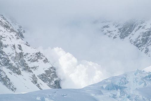 1990-1999「Avalanche on Glacier」:スマホ壁紙(0)
