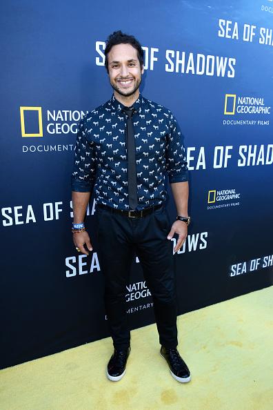 "Black Shoe「National Geographic Documentary Films' ""SEA OF SHADOWS"" Los Angeles Premiere」:写真・画像(4)[壁紙.com]"