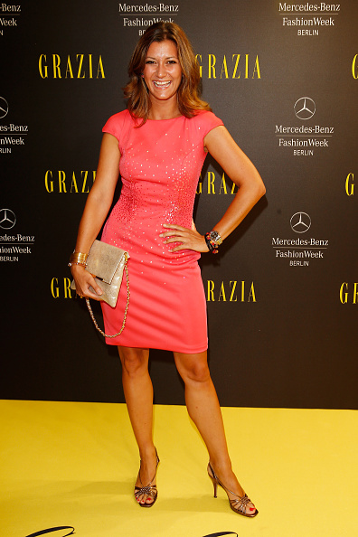 Wavy Hair「Opening Night by Grazia Arrivals - Mercedes-Benz Fashion Week Spring/Summer 2015」:写真・画像(13)[壁紙.com]
