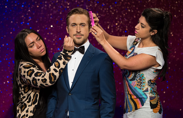 New「Madame Tussauds London Reveal Ryan Gosling Wax Figure」:写真・画像(10)[壁紙.com]