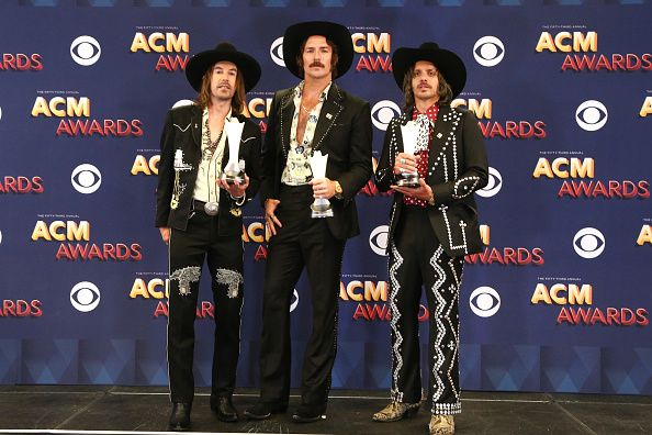 MGM Grand Garden Arena「53rd Academy Of Country Music Awards - Press Room」:写真・画像(10)[壁紙.com]