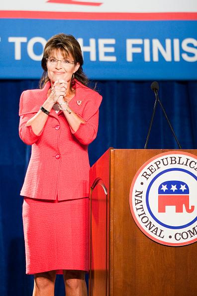Lake Buena Vista「Sarah Palin Attends RNC Rally」:写真・画像(11)[壁紙.com]