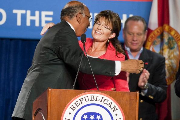Lake Buena Vista「Sarah Palin Attends RNC Rally」:写真・画像(10)[壁紙.com]