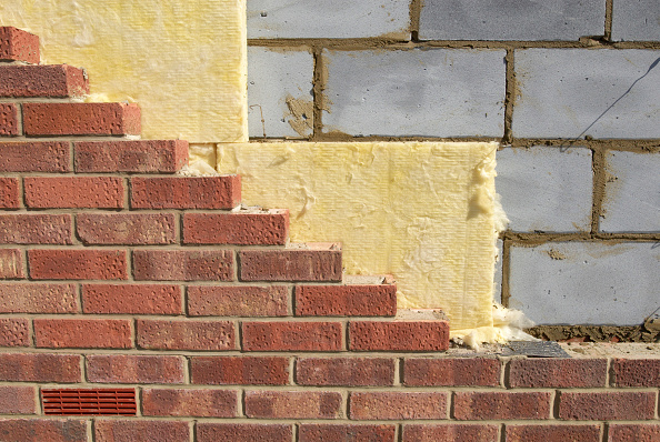 Brick Wall「New insulated cavity wall detail」:写真・画像(8)[壁紙.com]