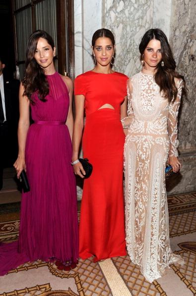 Ana Beatriz Barros - Fashion Model「4th Annual amfAR Inspiration Gala New York - Inside」:写真・画像(1)[壁紙.com]