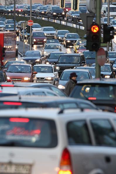 Greenhouse Gas「Berlin Public Transport Strike Enters Second Week」:写真・画像(6)[壁紙.com]