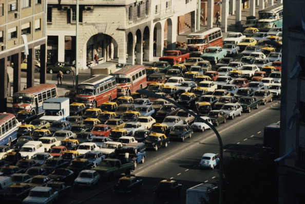 Large Group Of Objects「Rush Hour Traffic」:写真・画像(13)[壁紙.com]