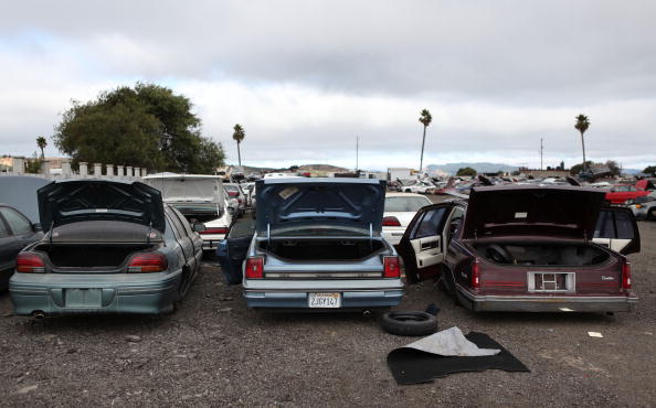 Corporate Business「Gov't to Extend Funding To Cash For Clunkers Car Exchange Program」:写真・画像(9)[壁紙.com]