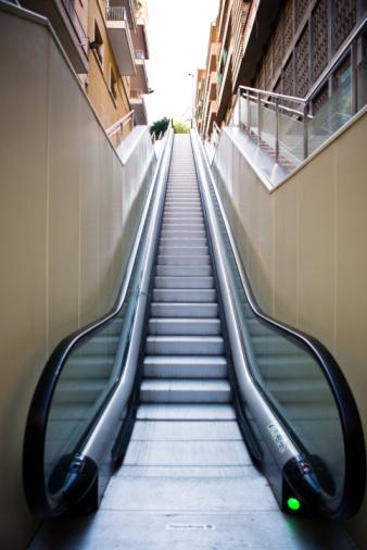 Escalator「Outdoor escalator」:スマホ壁紙(3)