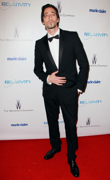 Loafer「The Weinstein Company And Relativity Media's 2011 Golden Globe Awards Party - Arrivals」:写真・画像(17)[壁紙.com]