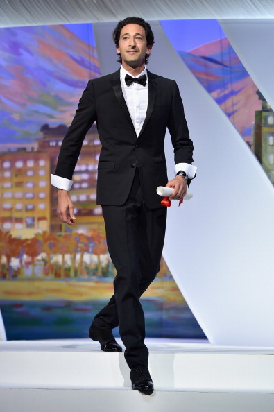エイドリアン ブロディ「Closing Ceremony - The 67th Annual Cannes Film Festival」:写真・画像(6)[壁紙.com]