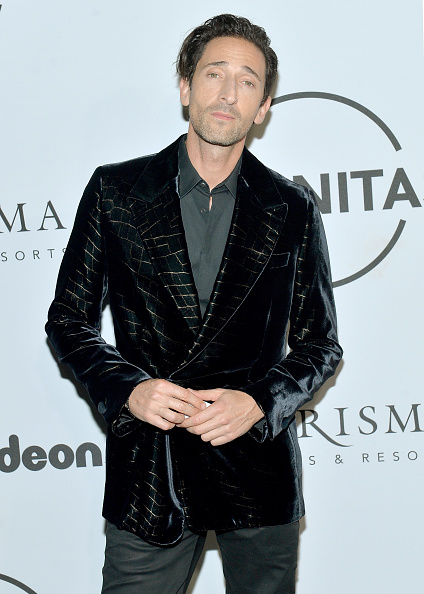 Adrien Brody「Unitas Hosts Third Annual Gala Against Human Trafficking - Arrivals」:写真・画像(16)[壁紙.com]