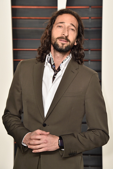Adrien Brody「2016 Vanity Fair Oscar Party Hosted By Graydon Carter - Arrivals」:写真・画像(19)[壁紙.com]
