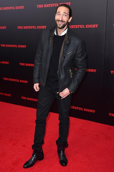 Adrien Brody「The New York Premiere Of 'The Hateful Eight'」:写真・画像(12)[壁紙.com]