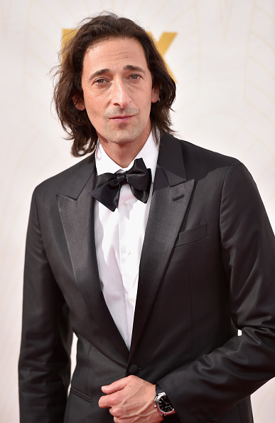 Adrien Brody「TNT LA - 67th Emmy Awards - Red Carpet」:写真・画像(3)[壁紙.com]