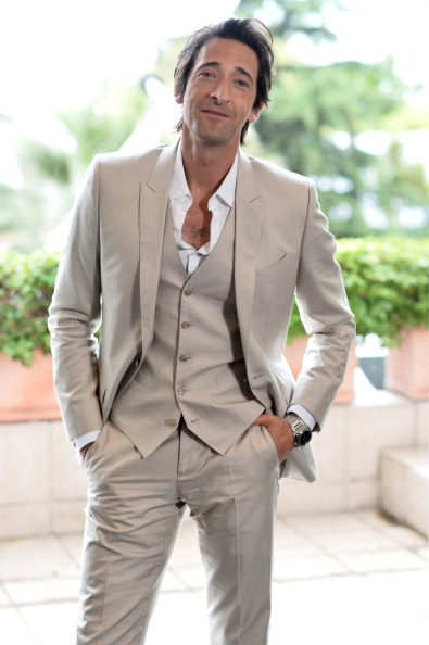 エイドリアン ブロディ「Adrien Brody Photocall - The 67th Annual Cannes Film Festival」:写真・画像(3)[壁紙.com]