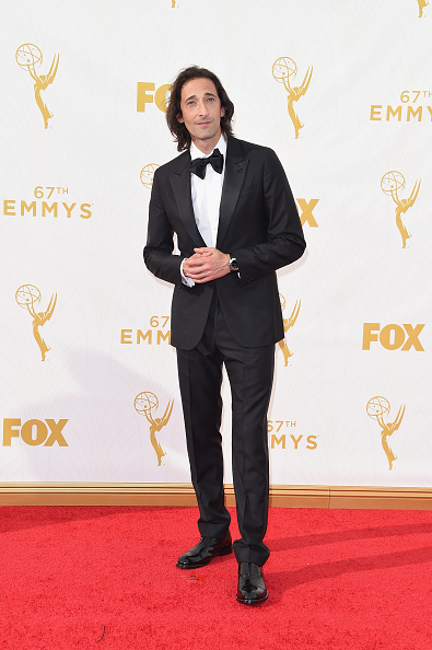 Adrien Brody「67th Annual Primetime Emmy Awards - Arrivals」:写真・画像(1)[壁紙.com]
