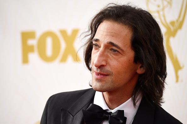 Adrien Brody「67th Annual Primetime Emmy Awards - Arrivals」:写真・画像(13)[壁紙.com]