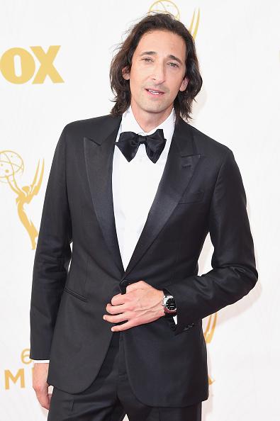 Adrien Brody「67th Annual Primetime Emmy Awards - Arrivals」:写真・画像(19)[壁紙.com]