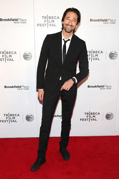 エイドリアン ブロディ「'Backtrack' Premiere - 2015 Tribeca Film Festival」:写真・画像(13)[壁紙.com]