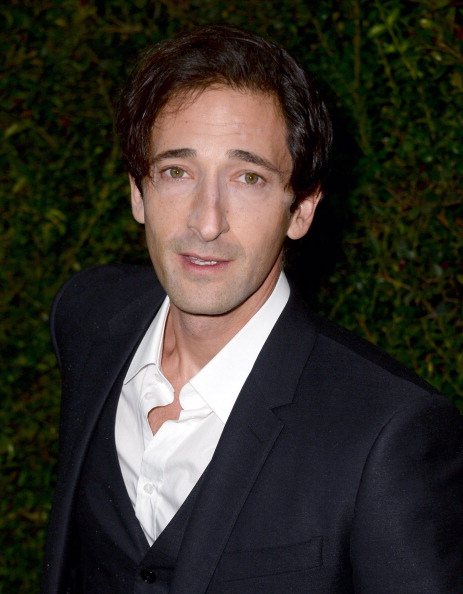 Adrien Brody「Chanel And Charles Finch Pre-Oscar Dinner」:写真・画像(9)[壁紙.com]