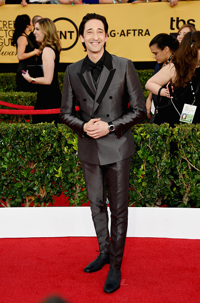 Adrien Brody「21st Annual Screen Actors Guild Awards - Arrivals」:写真・画像(17)[壁紙.com]