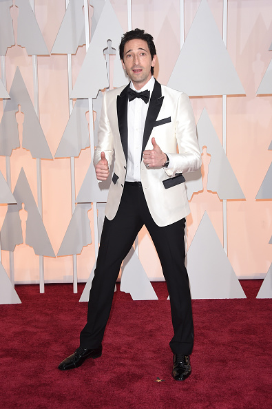 Adrien Brody「87th Annual Academy Awards - Arrivals」:写真・画像(13)[壁紙.com]