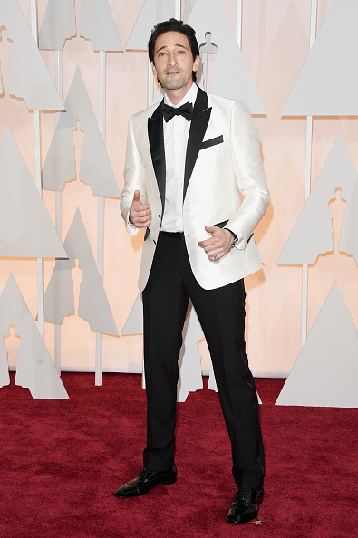 Adrien Brody「87th Annual Academy Awards - Arrivals」:写真・画像(6)[壁紙.com]