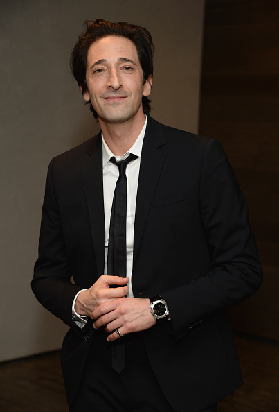 Adrien Brody「BVLGARI And Save The Children STOP. THINK. GIVE. Pre-Oscar Event」:写真・画像(9)[壁紙.com]